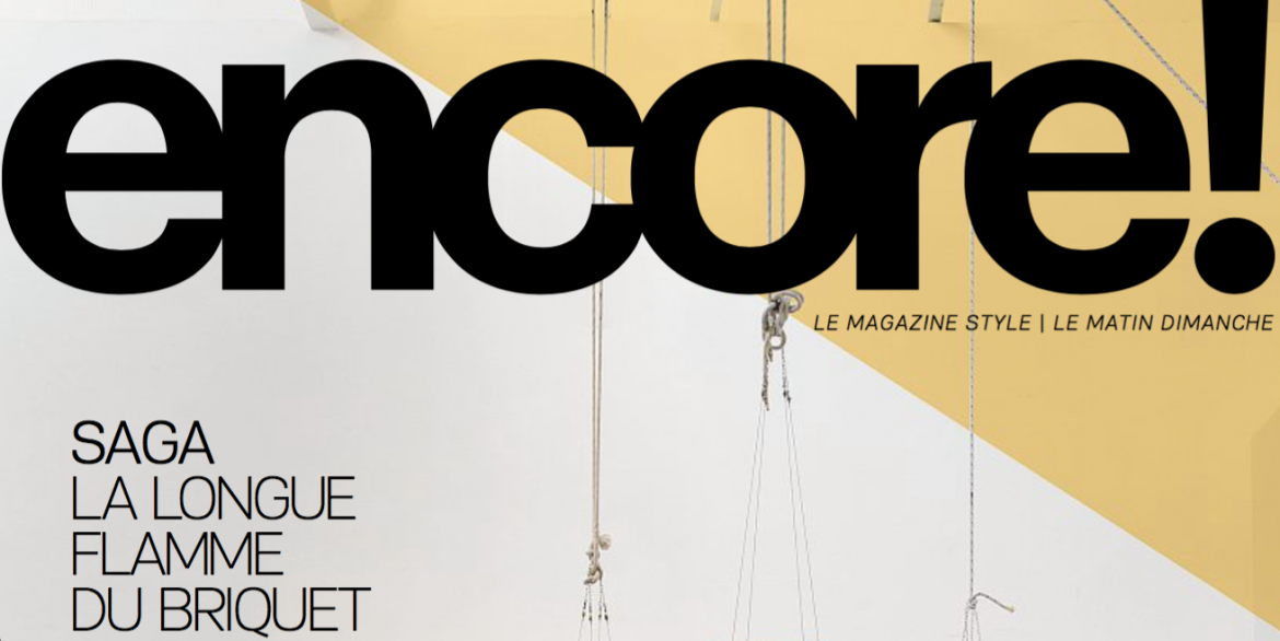 Hapter Eyewear featured in Encore Magazine