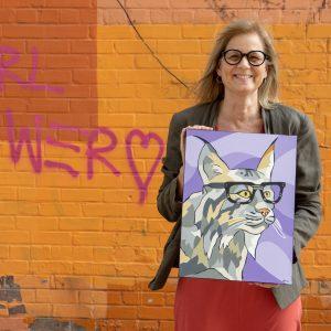 Lynx + VINYLIZE + Marcia Ruby