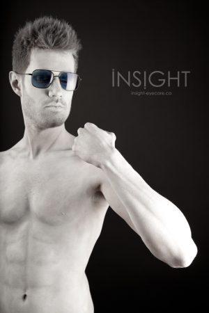 David Statue Sunglasses