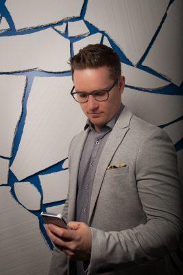 Graham Berg - Hapter Eyewear