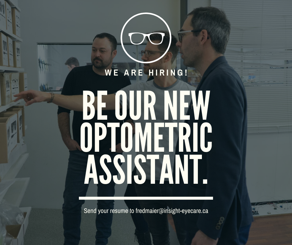 Insight Hiring Optometric Assistant - 1