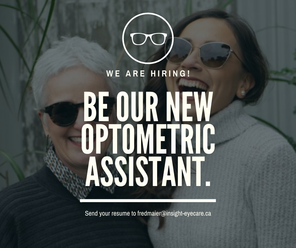 Hiring an Optometric Assistant