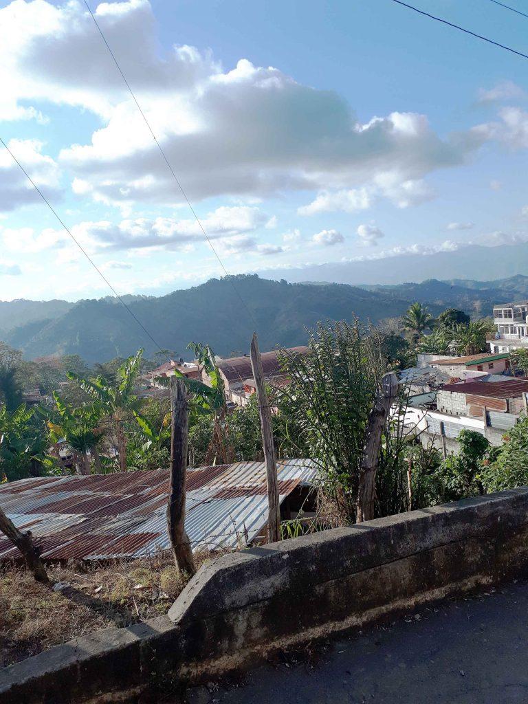 The picturesque village of La Union, Zacapa.