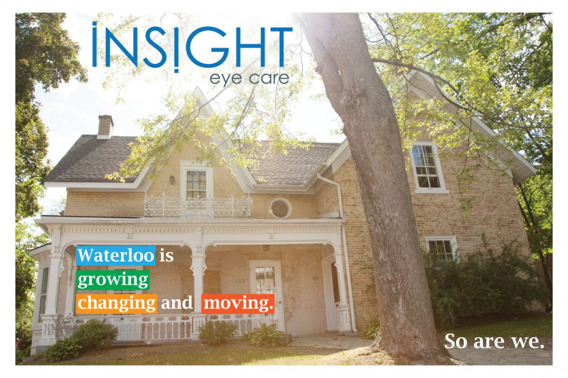 Insight Moving to UpTown Waterloo Summer 2016