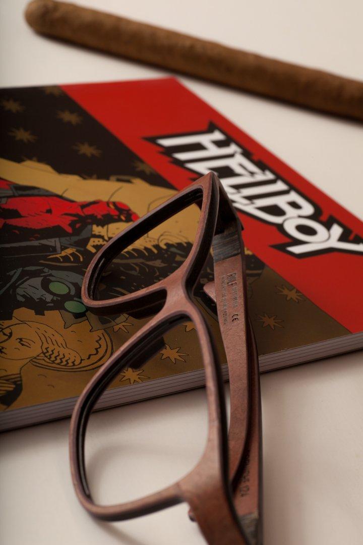 SuperINSIGHT: ROLF x Hellboy
