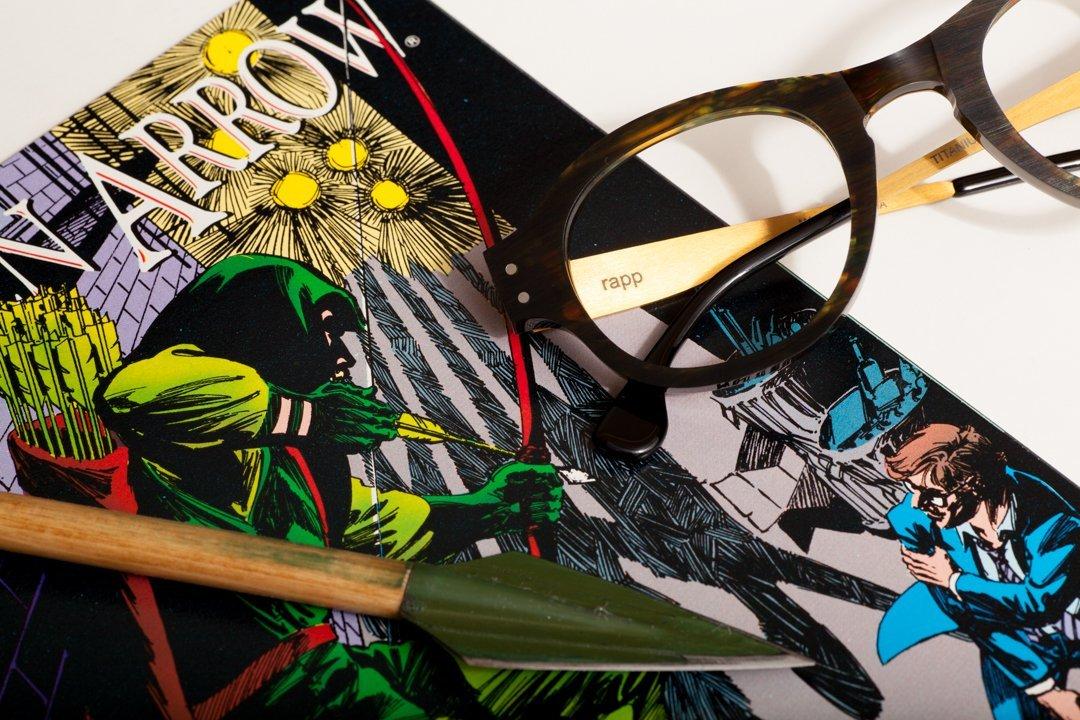 SuperINSIGHT: Rapp x Green Arrow