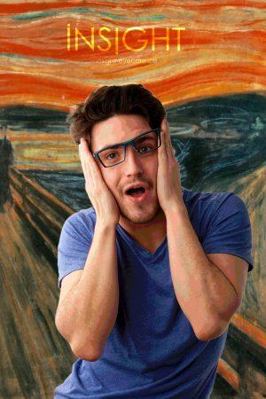Scream Glasses