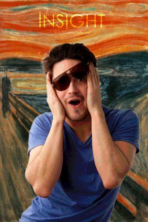 Scream Sunglasses