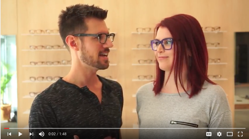 Eyewear Review of Kirk and Kirk Lewis and the Anti-Cateye