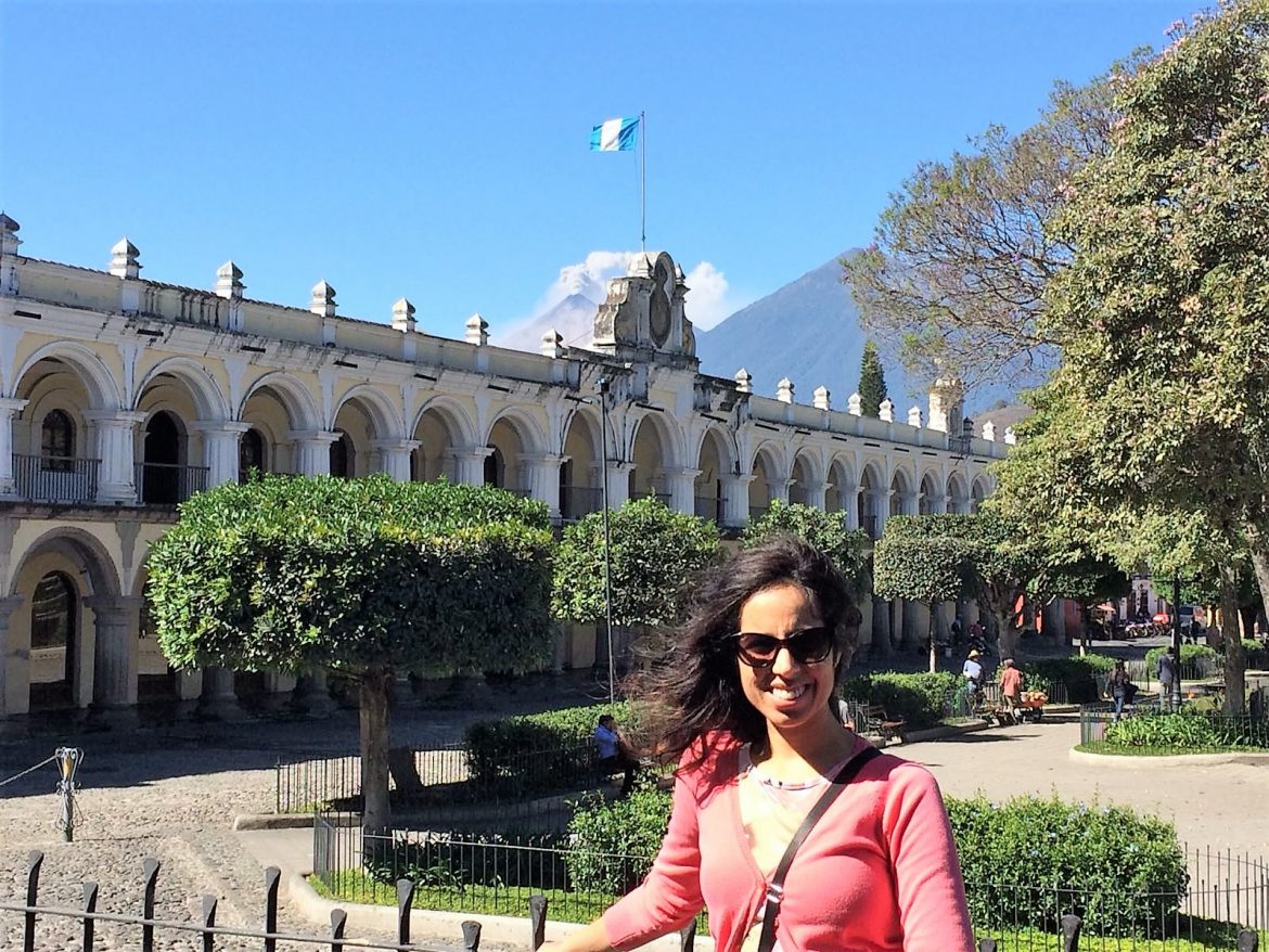 Dr. Tiffany Sieunarine Goes to Guatemala