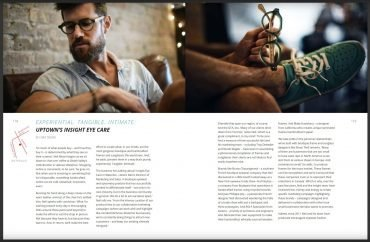 Toque Magazine features Insight Eye Care