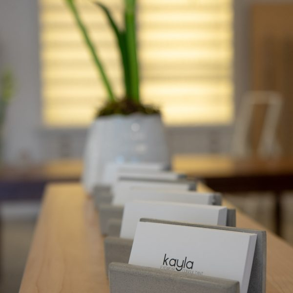 Staff business cards