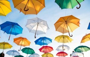 umbrellas shade from uv